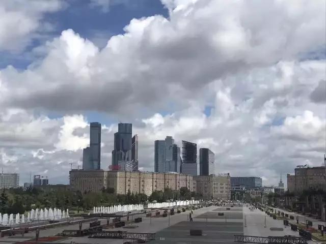 2017自驾欧亚大陆(莫斯科和圣彼得堡)
