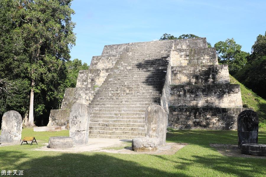 危地马拉蒂卡尔金字塔
