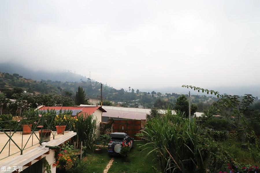 危地马拉古城安提瓜